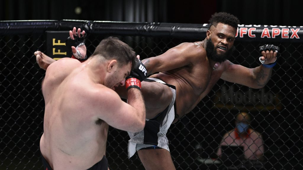 Maurice Greene submits Gian Villante in crazy final round