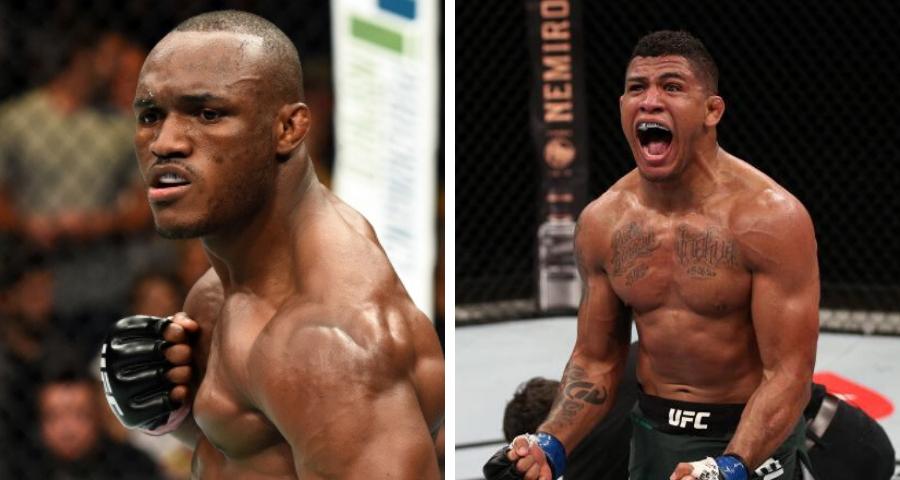 UFC 256 main event official - Kamaru Usman vs. Gilbert Burns