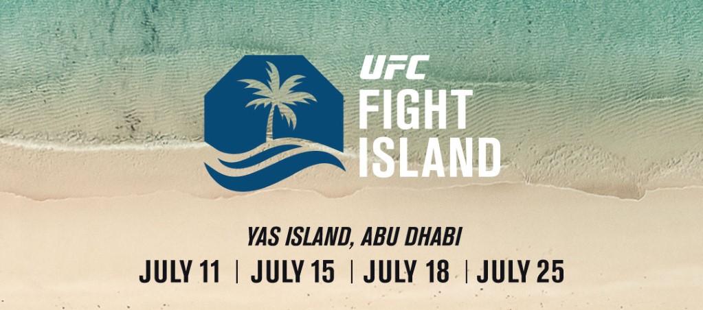 Abu Dhabi, Yas Island, Fight Island