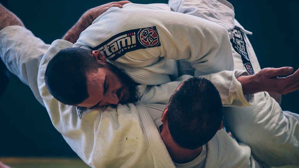 Earn a Black Belt in Jiu-Jitsu