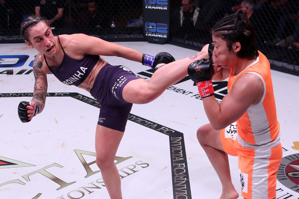 Emily Ducute to headline Invicta FC 40