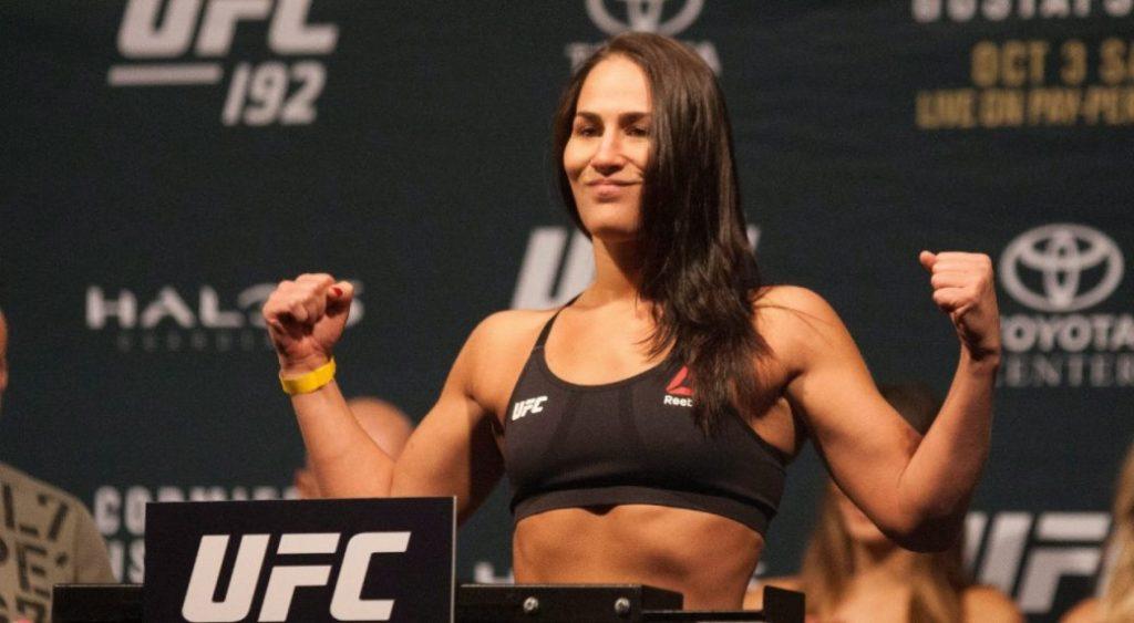 UFC on ESPN 10, Jessica Eye