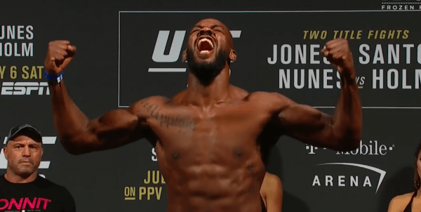 Jon Jones, UFC, success