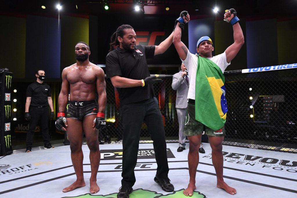 UFC on ESPN 9 Salaries