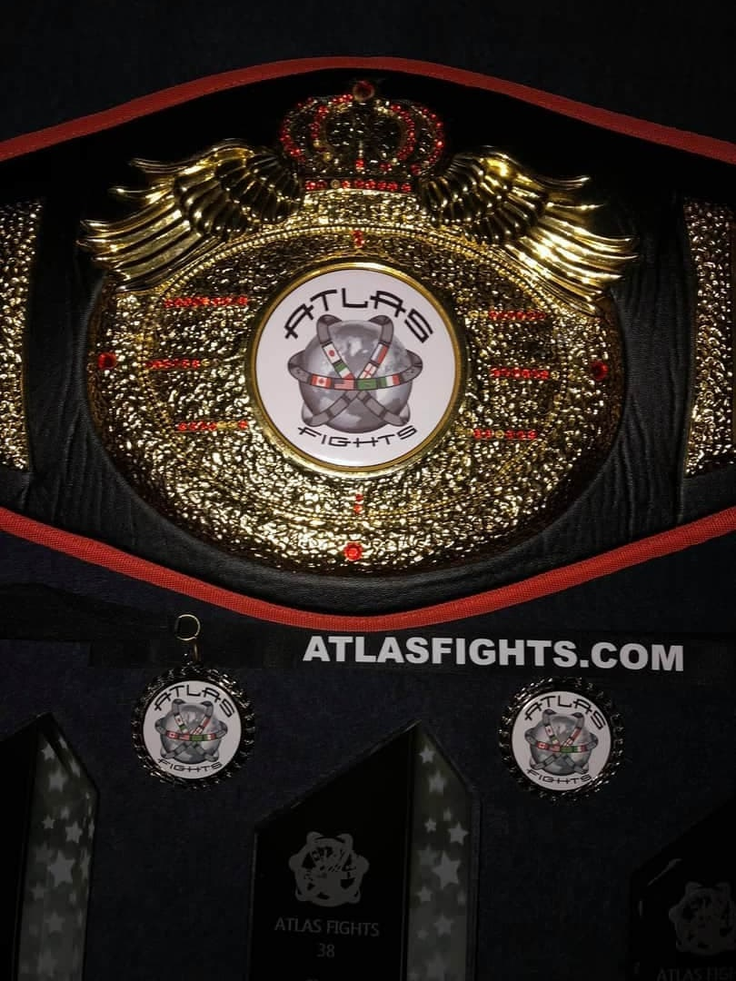 Travis Chitwood Set to Showcase At Atlas Fights