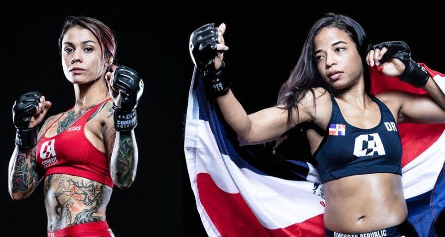 "Criszaida Adames vs. Desiree ""Dirty Dez"" Yanez set for Combate Americas co-main event on August 28"