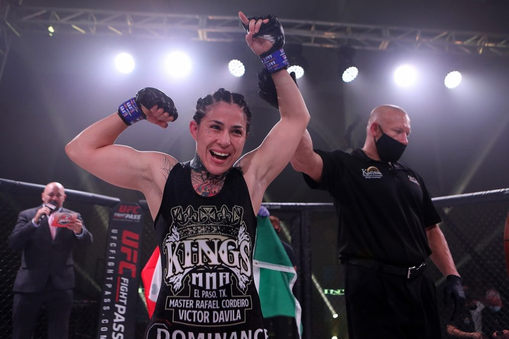 The Submissions of Invicta FC 41