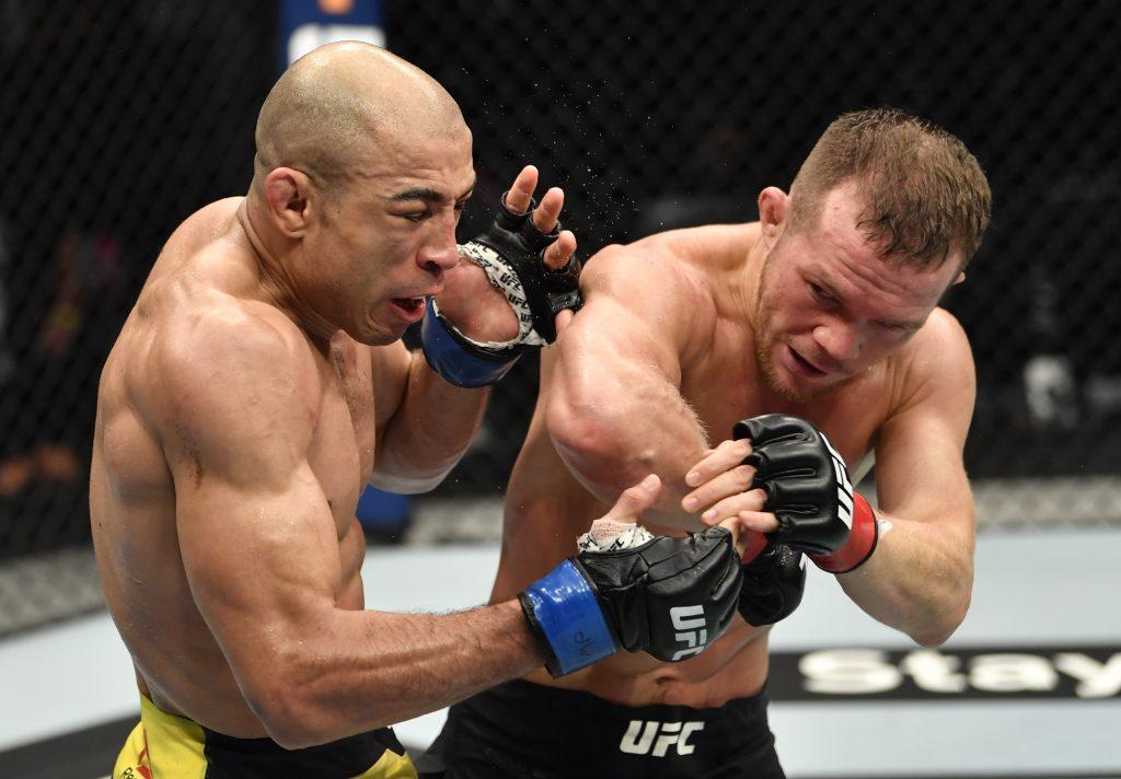 Petr Yan brutalizes Jose Aldo to win UFC bantamweight gold