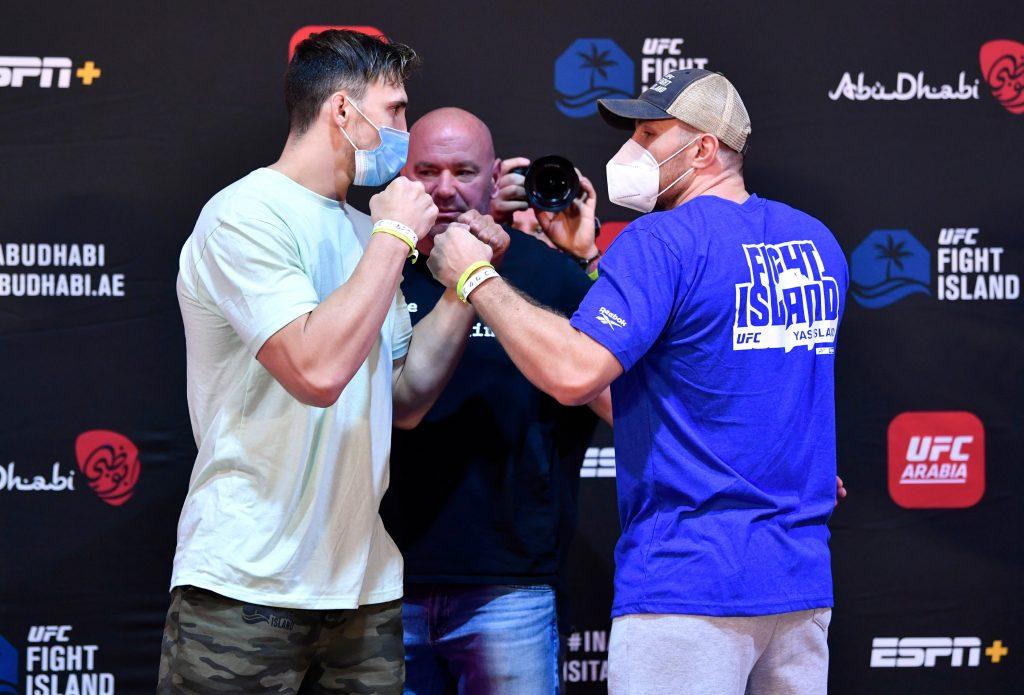 Modestas Bukauskas elbows way to first-round TKO win