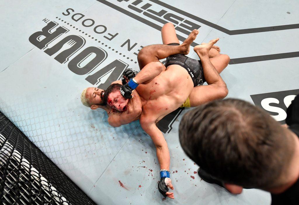 Deiveson Figueiredo chokes Benavidez unconscious, New flyweight champ crowned
