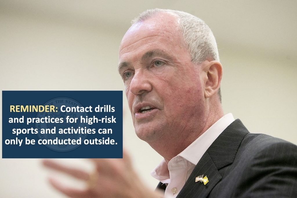 New Jersey Governor Phil Murphy lifts restrictions on indoor martial arts