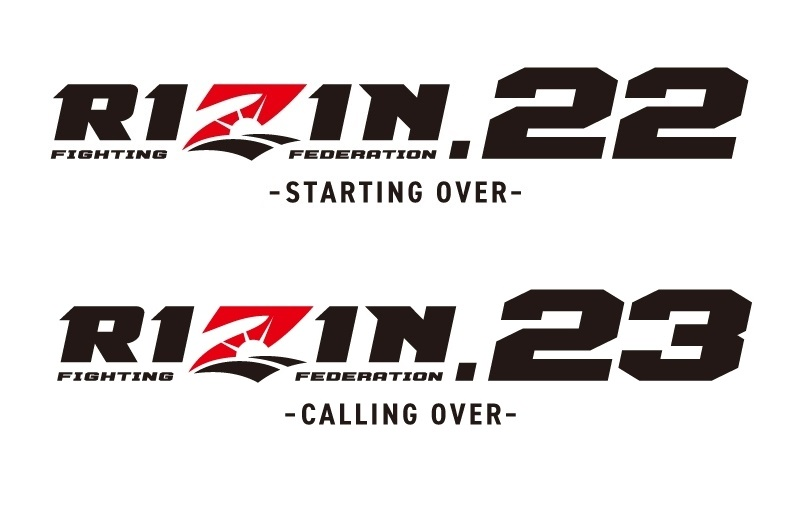 RIZIN returns with back to back events in Yokohama - RIZIN 22 & 23