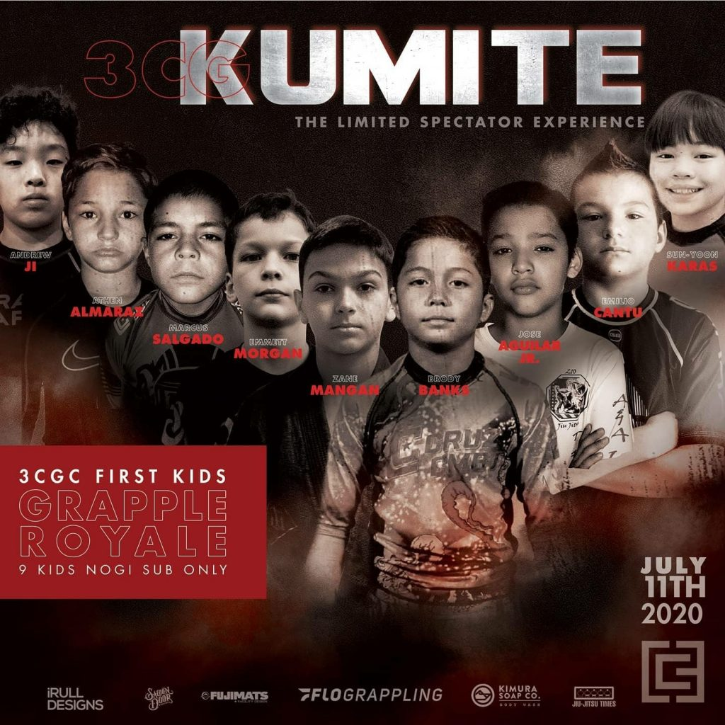 Third Coast Grappling Kumite IV Live Results