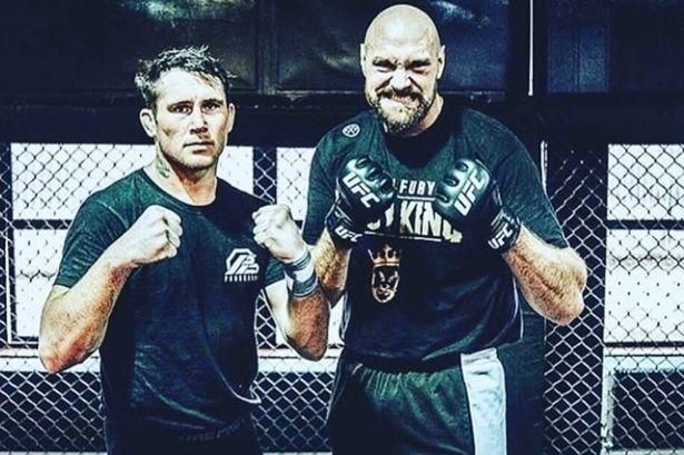Darren Till-Tyson Fury