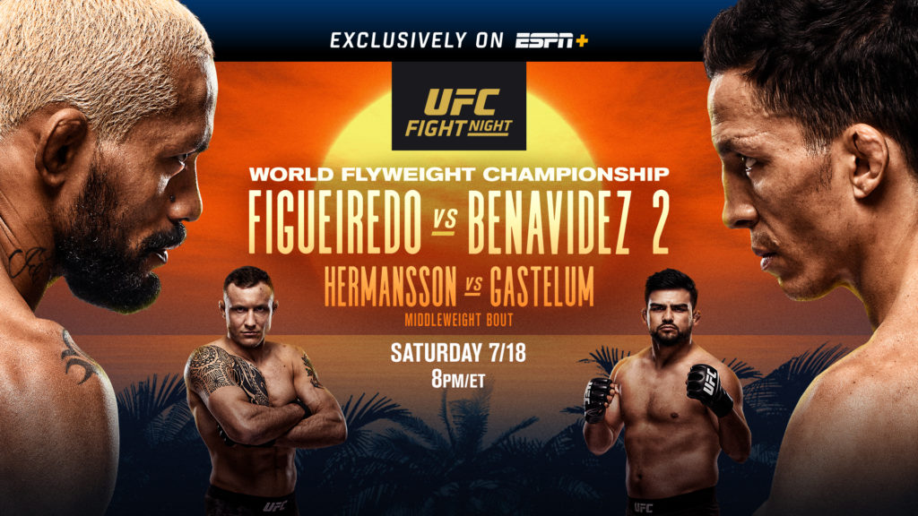 UFC on ESPN+ 30 results - Figueiredo vs. Benavidez 2