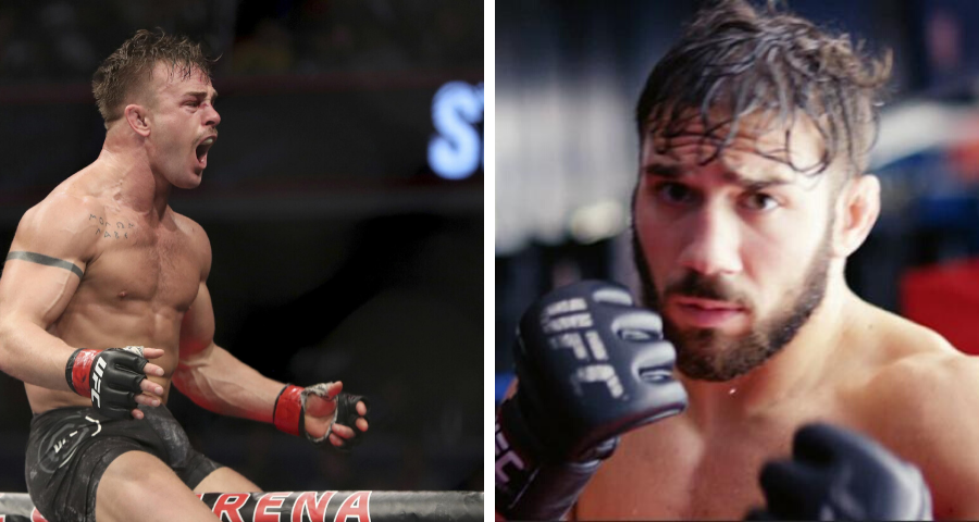 Cody Stamann vs. Jimmie Rivera is late addition to July 15 UFC event