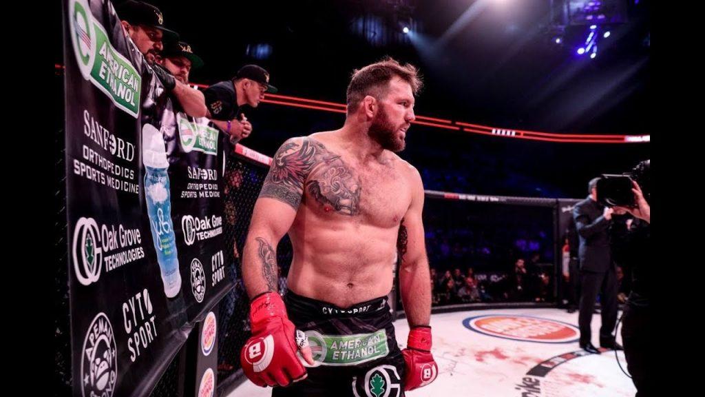 Ryan Bader set to defend Bellator light heavyweight title against Vadim Nemkov