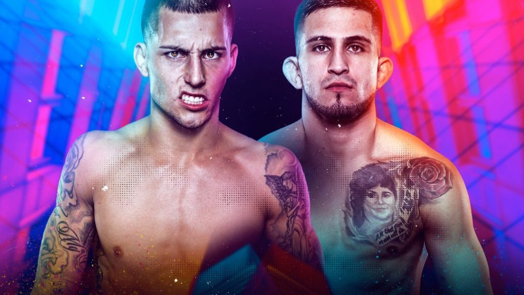 Bellator 242 results - Bandejas vs. Pettis