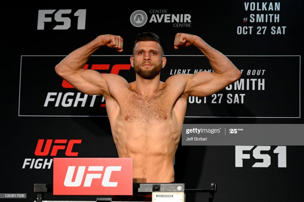 Calvin Kattar, UFC on ESPN 13