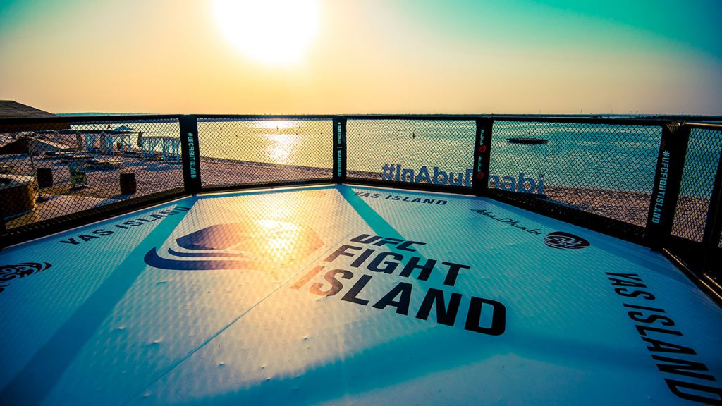 UFC Fight Island 'Bubble' Exceeding Expectations