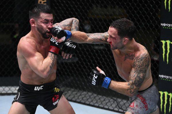 Frankie Edgar, UFC Vegas 7