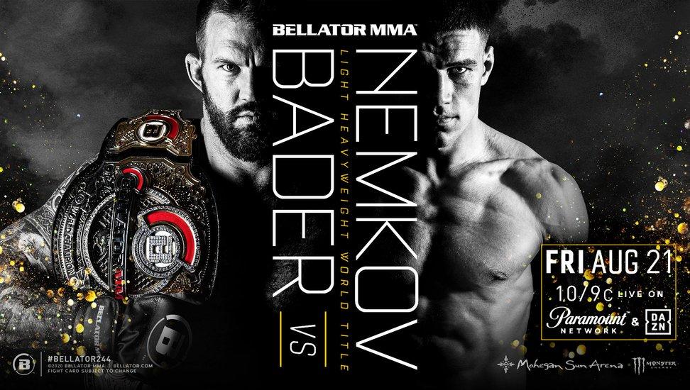 Bellator 244 results: Ryan Bader vs. Vadim Nemkov