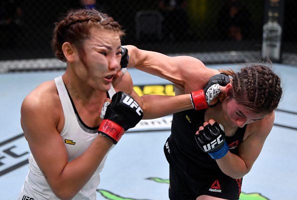 Alexa Grasso wins flyweight debut over Ji Yeon Kim by unanimous decision