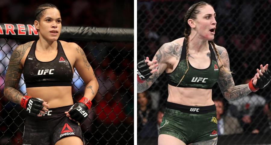 Amanda Nunes vs Megan Anderson set for UFC 256