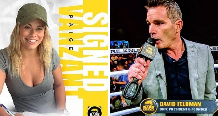 """David Feldman speaks on Paige VanZant four fight deal: """"If she performs well its a very lucrative deal, way bigger than whats being mentioned"""""""