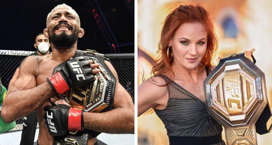 UFC 255 Gets Two Flyweight Championship Fights