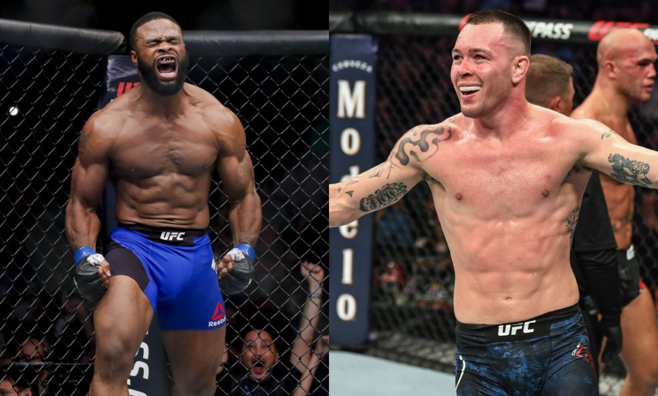Tyron Woodley Vs Colby Covington Will Now Headline A Ufc Event On September