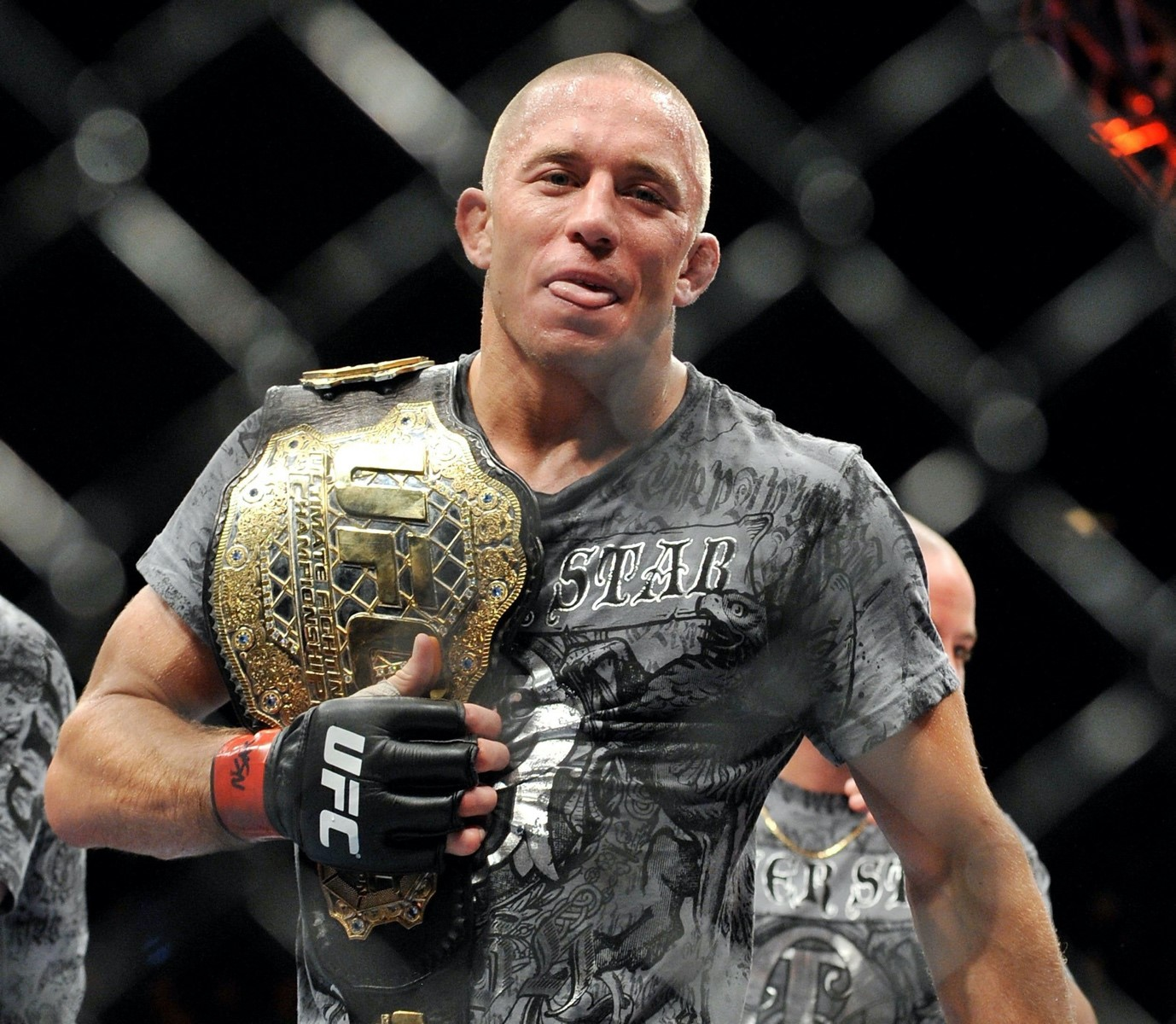 GSP, greatest of all time
