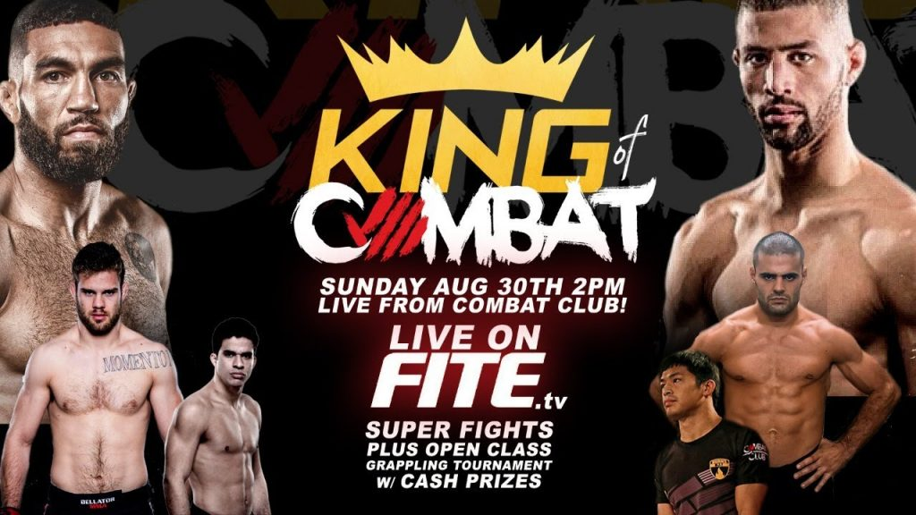 King of Combat - Official FREE Live Stream