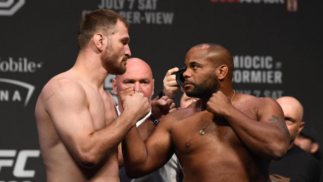 UFC 252 weigh-in results - Miocic vs. Cormier 3