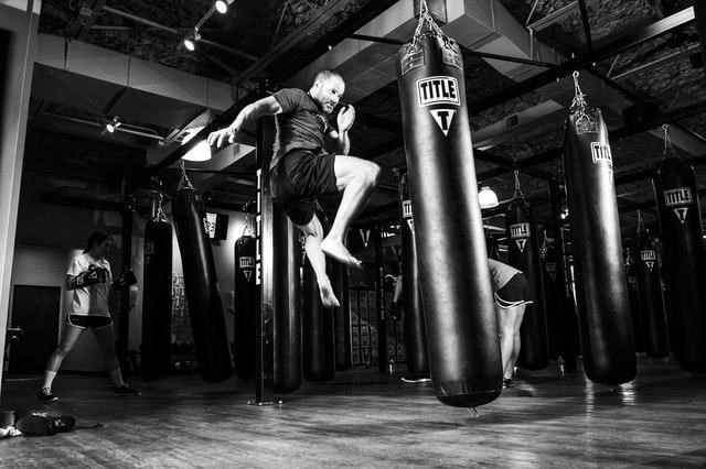 Supplements for fighters - What do MMA athletes use?