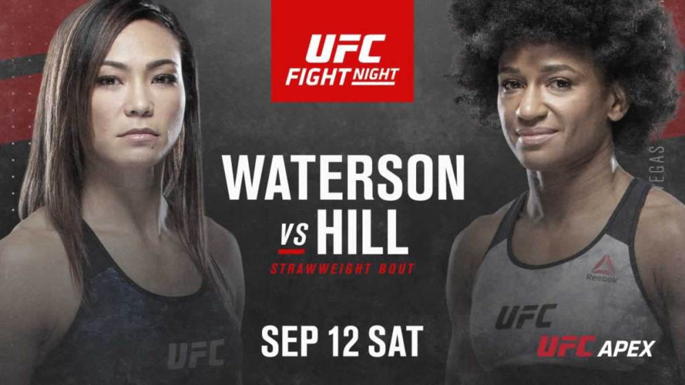 UFC Vegas 10 results - Hill vs. Waterson