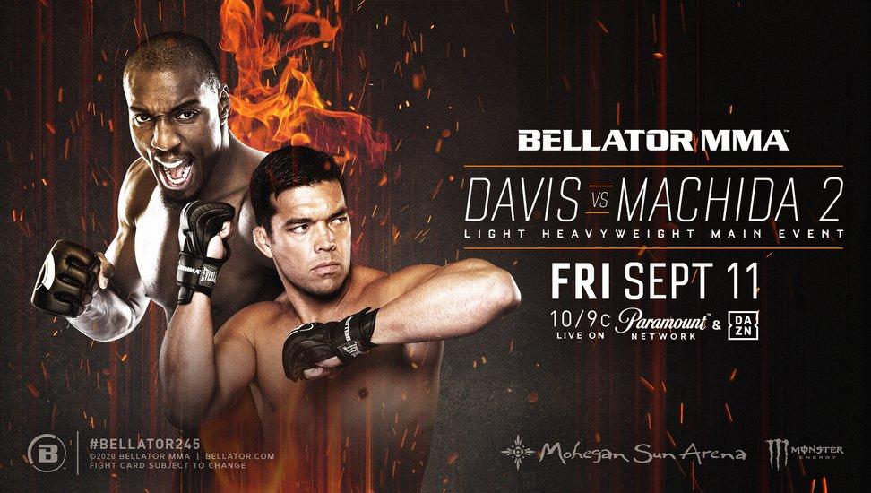 Bellator 245 results: Phil Davis vs. Lyoto Machida II