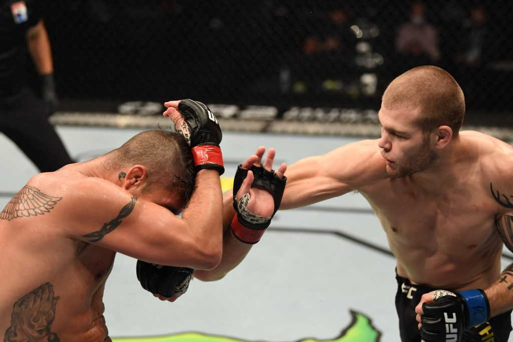Jake Matthews gets dominate decision win over Diego Sanchez