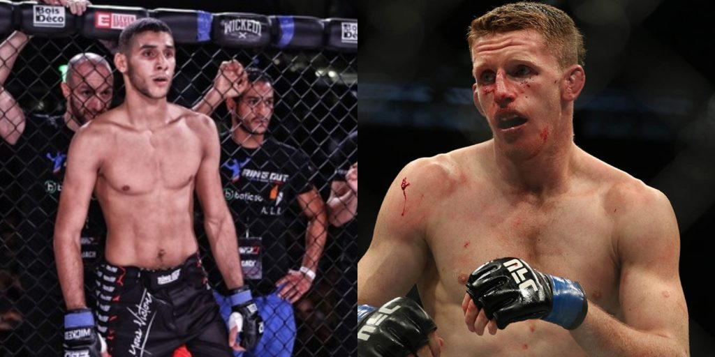 Fares Ziam vs. Jamie Mullarkey finalized for event on October 17th