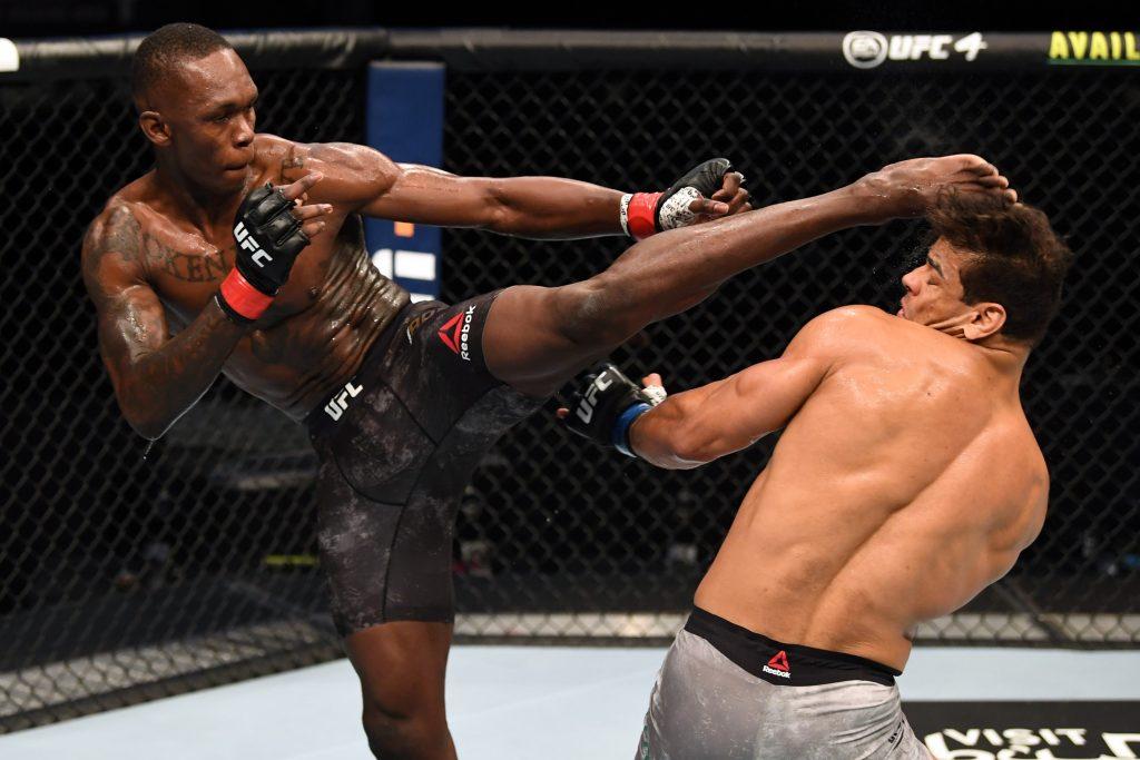 Israel Adesanya, UFC 253