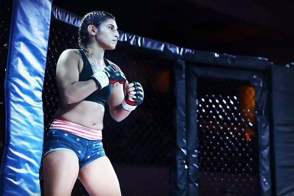 Undefeated atomweight, Natalie Salcedo, aiming for Invicta FC call