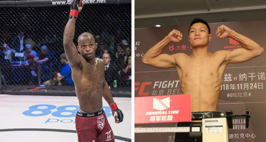 Malcolm Gordon vs. Su Madaerji in the works for UFC's Nov. 28 event