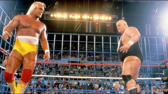WWE, King Kong Bundy