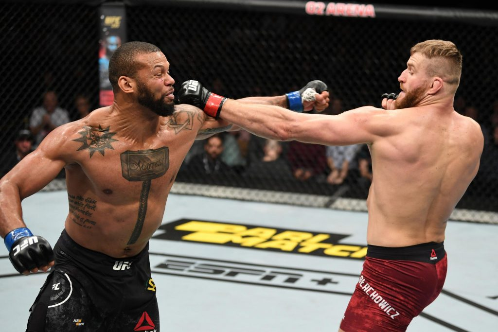 Thiago Santos discusses potential rematch against Jan Blachowicz: 'I can knock everyone out'