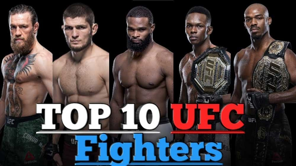 10 Best UFC fighters