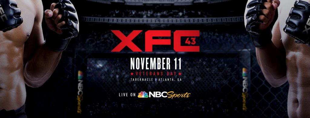 Xtreme Fighting Championships, XFC 43