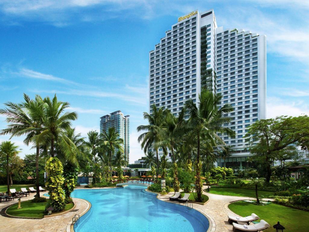 Shangri-La hotel, hotels in Dubai