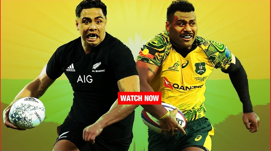 Australia vs New Zealand Live Stream Free Reddit To Watch Game 3 For 2020 Bledisloe Cup Rugby at ANZ Stadium