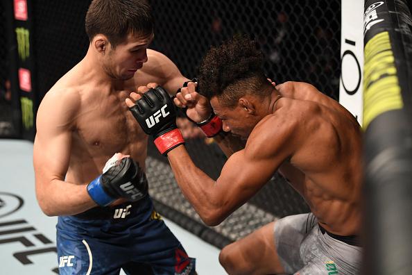 Shavkat Rakhmonov, UFC 254