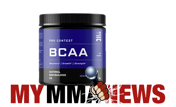 National Bodybuilding Co. Pro Contest BCAA Review